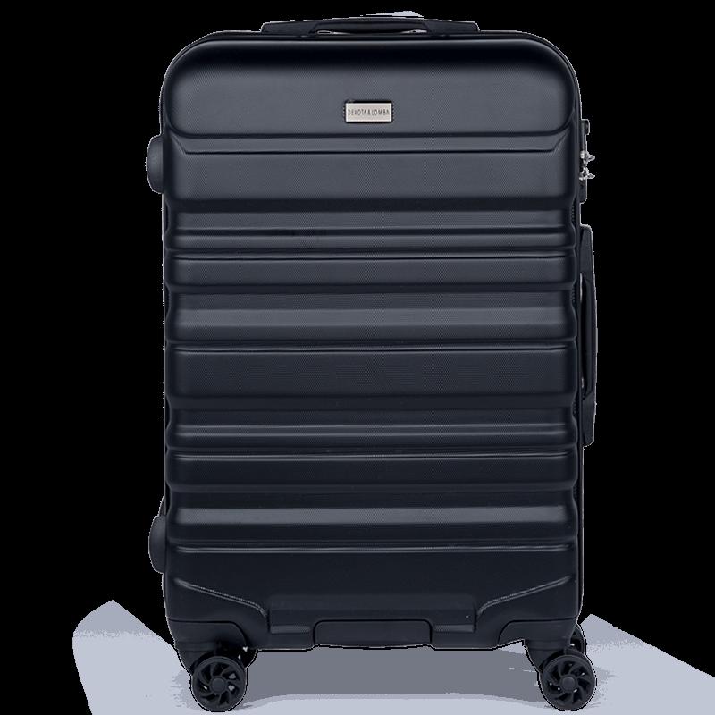 maleta devota & lomba black grande
