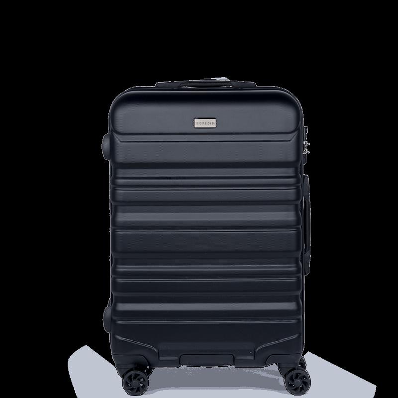maleta devota & lomba black mediana