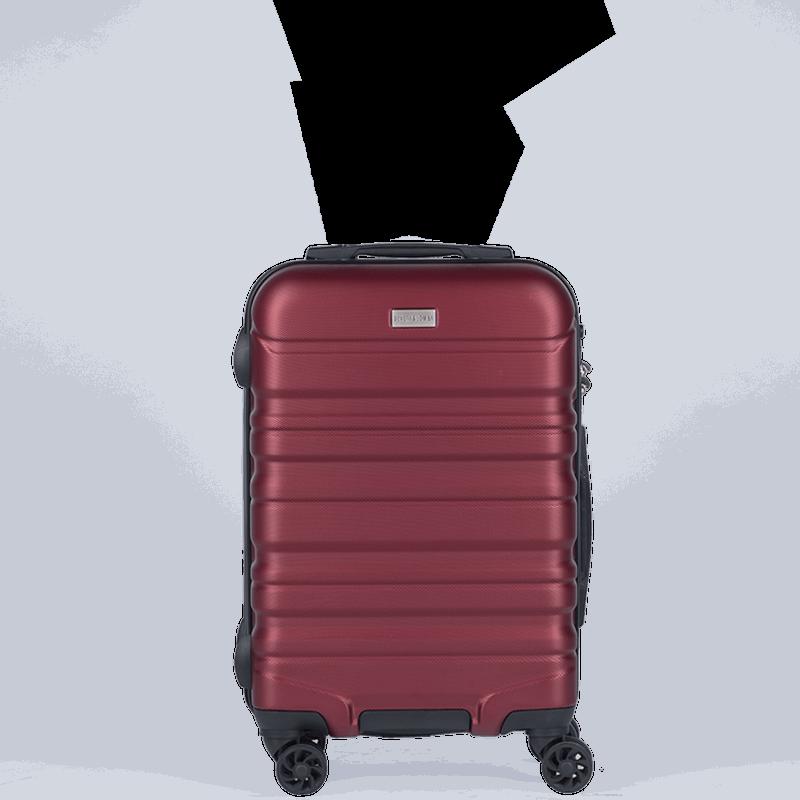 maleta devota & lomba burdeos cabina