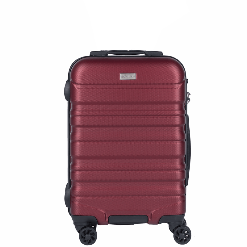 maleta devota & lomba burdeos mediana