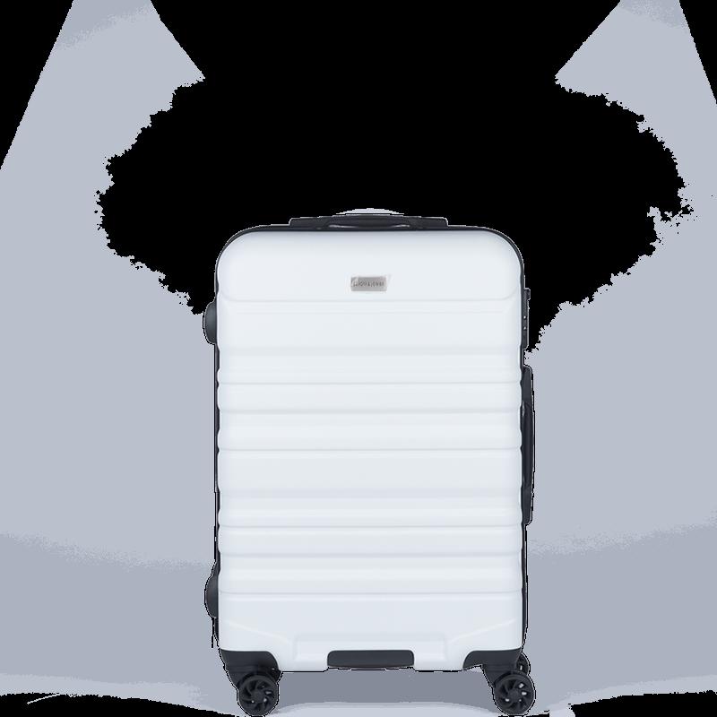 maleta devota & lomba white cabina