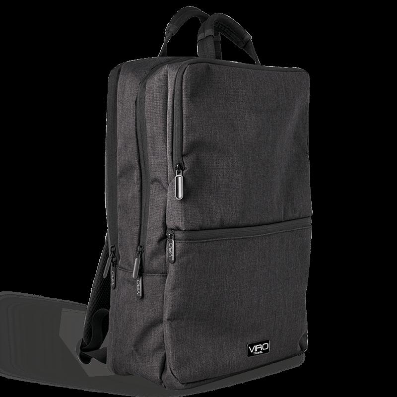 mochila premium viro black